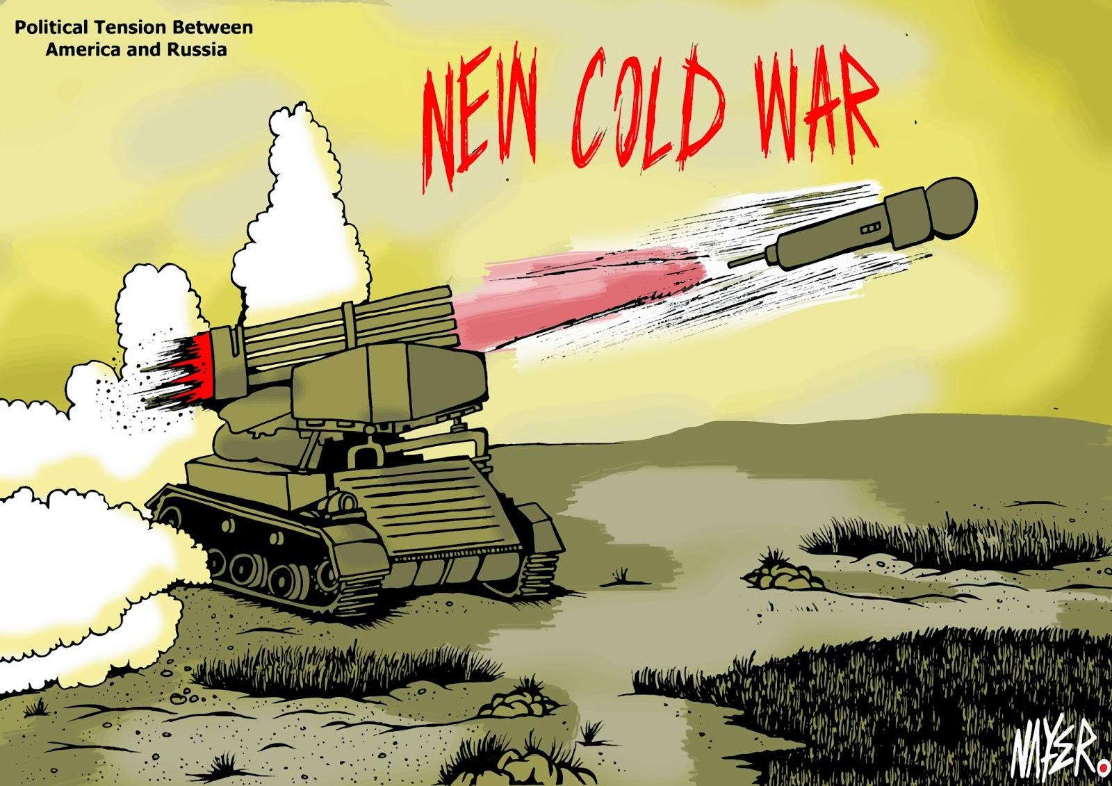 Это объявление Холодной войны
