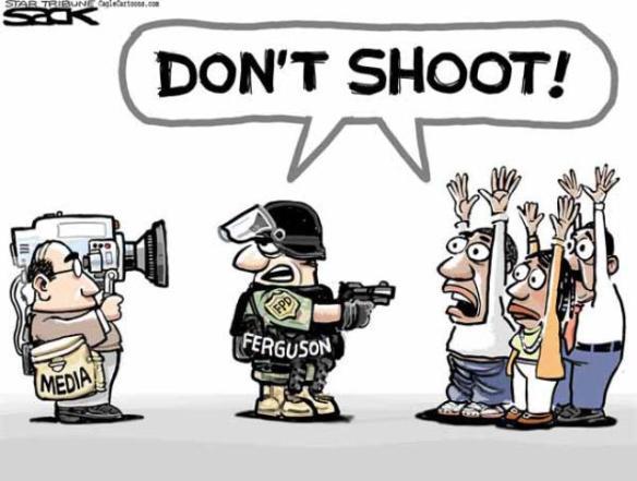 Ferguson-Police